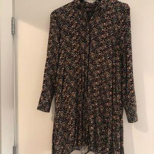 Dresses & Skirts - Zara shirt dress